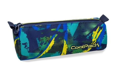 Несесер COOLPACK - TUBE - ABSTRACT YELLOW