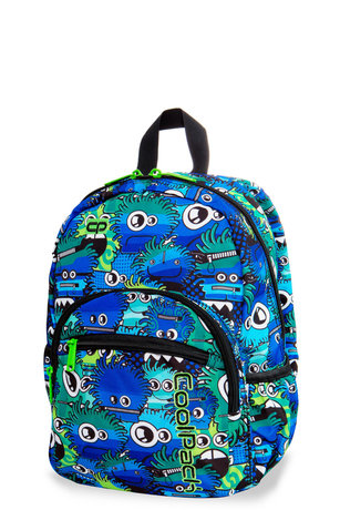 Раница детска COOLPACK - MINI - WIGGLY EYES BLUE
