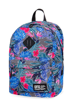Раница COOLPACK - CROSS USB - ALOHA BLUE