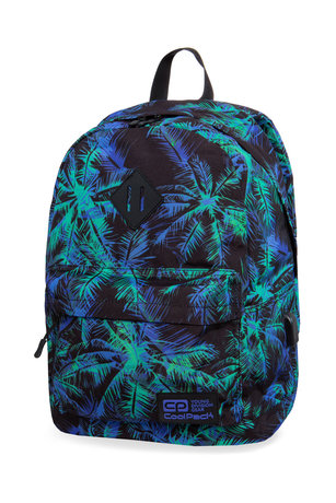 Раница COOLPACK - CROSS USB - PALMS TANGLE