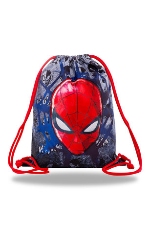 Спортна торба Beta Spiderman Black