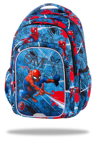 Раница Spark L Spiderman Denim LED
