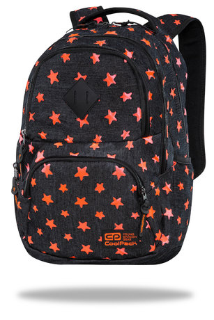 Раница COOLPACK - DART - ORANGE STARS