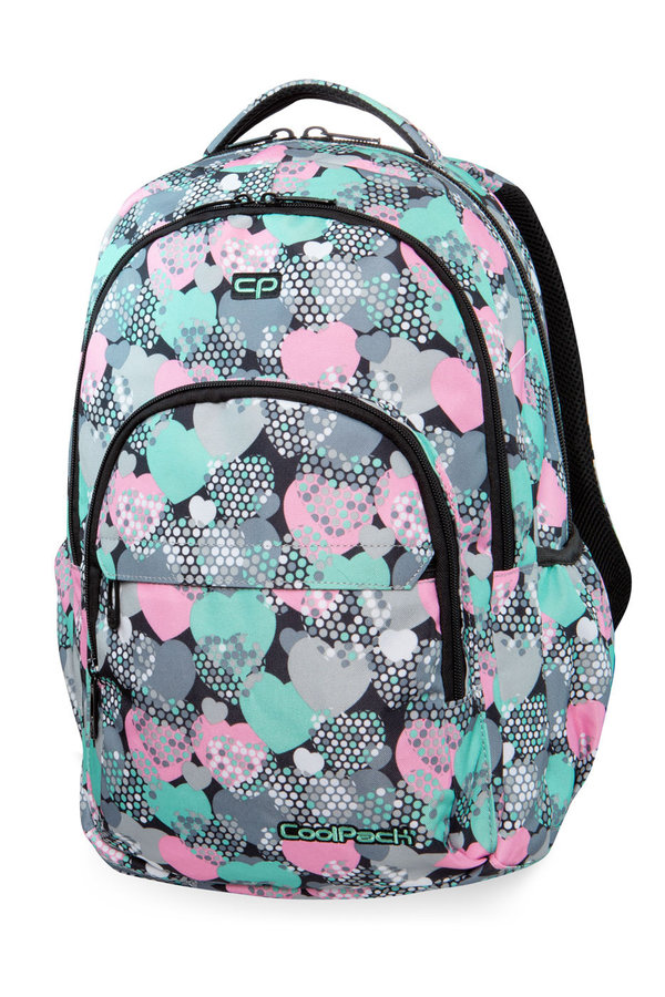 Раница COOLPACK - BASIC PLUS - MINTY HEARTS