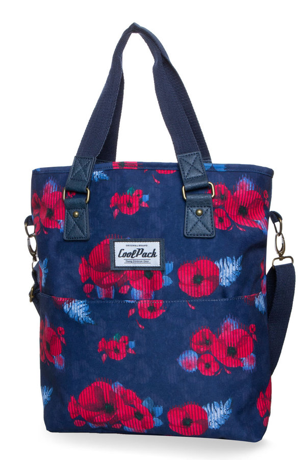 Чанта за рамо COOLPACK - AMBER - RED POPPY