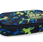 Несесер объл COOLPACK - CAMPUS - CAMO MESH YELLOW