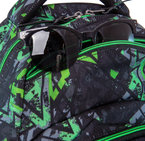 Раница COOLPACK - VANCE - ELECTRIC GREEN