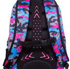 Раница COOLPACK - AERO – CAMO FUSION PINK