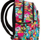 Раница COOLPACK - STRIKE USB - WIGGLY EYES PINK