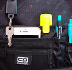 Раница COOLPACK - STRIKE USB - DOODLE